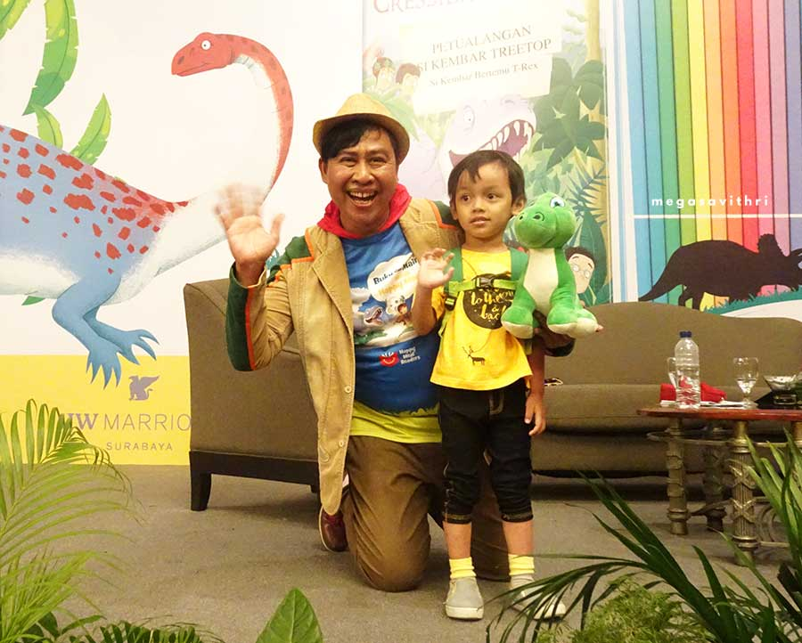 Happy Readers Fun Day Surabaya
